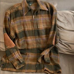 Ralph Lauren Lambswool Jacket, size Medium